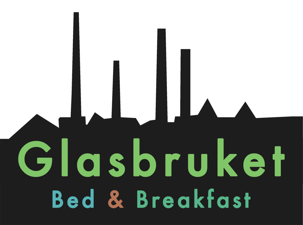 Glasbruket Bed & Breakfast i Västervik